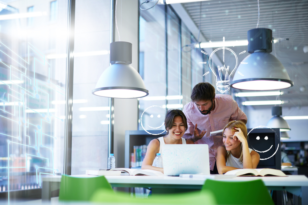 The Advantages of Working with Different Companies in the Same Workplace